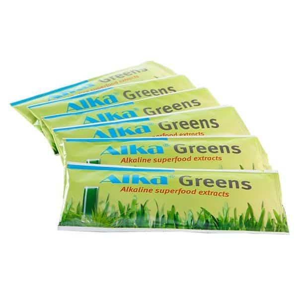 Alka Greens – 10 of 30 Sticks x 10 gram (AlkaVitae)