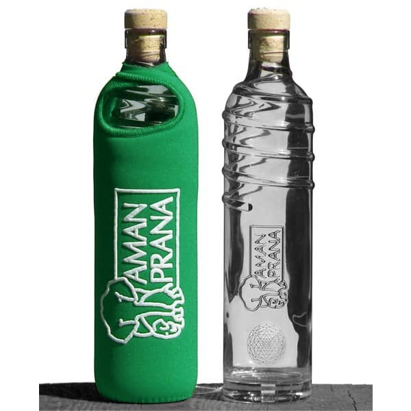 Drinkfles Eco Respect 500 ml (Groen Amanprana )