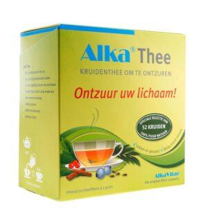 Alka® Thee - 50 of 100 Kruidenfilters x 2 gram