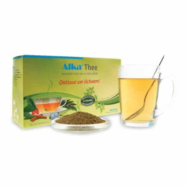 Alka® Thee - 50 Kruidenfilters x 2 gram