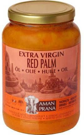 Rode Palmolie Biologisch (1.600 ml – Amanprana)
