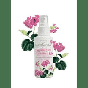 MaterNatura - Acidic hair rinse with geranium rose (150 ml)