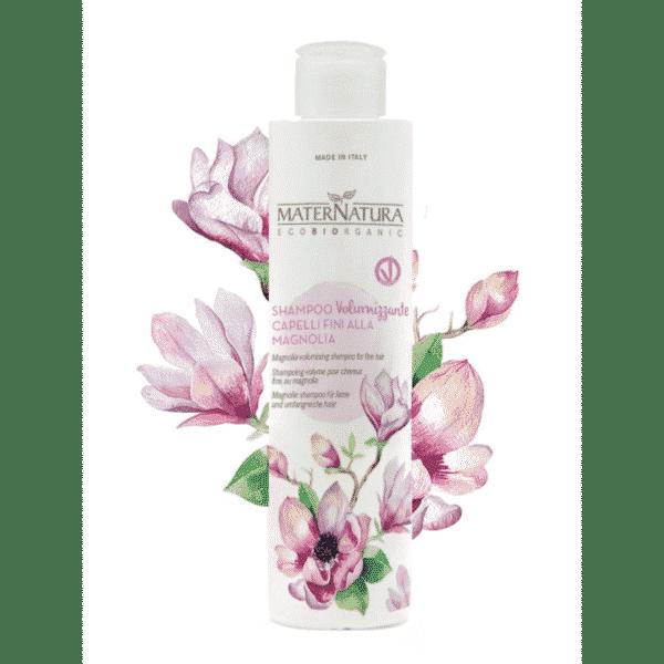 Maternatura - Magnolia Volumising shampoo for fine hair (250 ml)