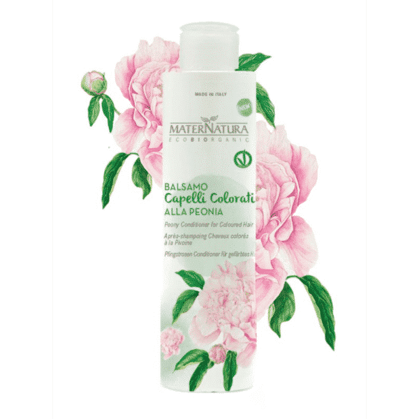 Maternatura - Peony Conditioner for coloured hair (250 ml)