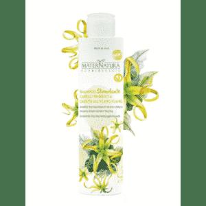 Stimulating Ylang Ylang Shampoo for Hair Prone Falling Out (MaterNatura 250 ml)