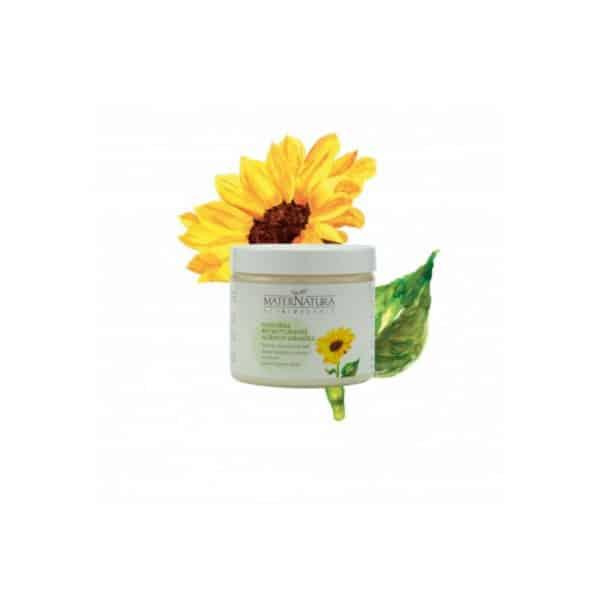 Sunflower Seeds Hair Mask voor Droog Haar (MaterNatura 200 ml)