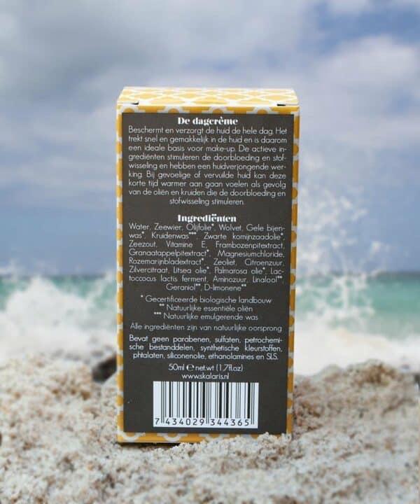 Biologische Dagcreme 50 ml (Skalaris)
