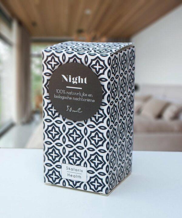 Biologische Nachtcreme 50 ml (Skalaris)